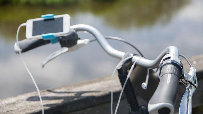 Jak korzystać z nawigacji w telefonie na rowerze